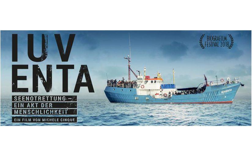 Iuventa – Der Film am 6.12.18 im fforst