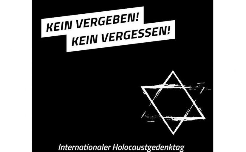 Dass Auschwitz nie wieder sei! – 75 Jahre Befreiung von Auschwitz