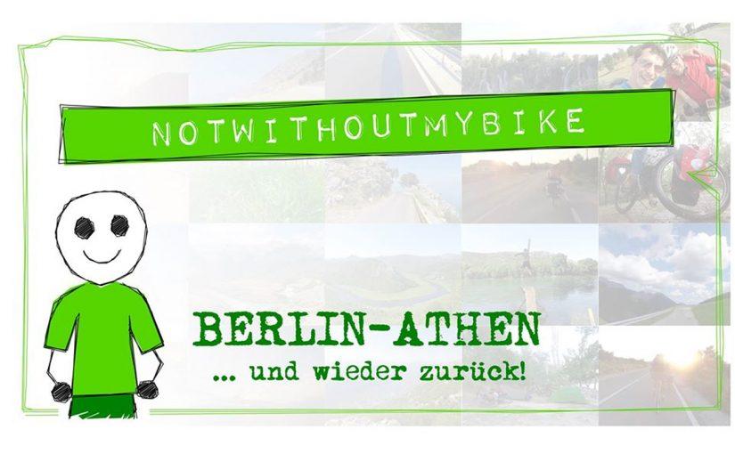 02.04.2019 – Abenteuer Radreise – mit dem Rad von Berlin nach Athen