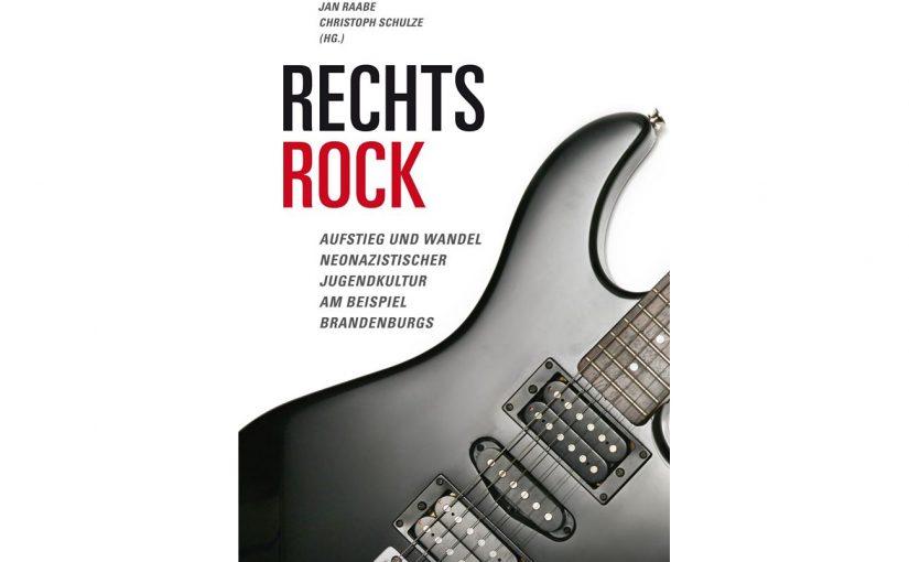 """29.11.2019 – Buchvorstellung: """"Rechtsrock"""" mit C. Schulze und M. Weiss"""